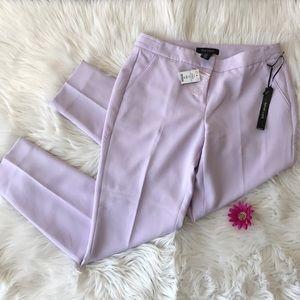WHBM Lavender Ankle Pants Size 2R